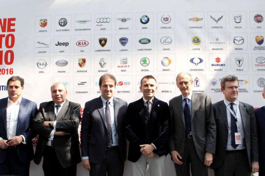Presentati i Brand del Salone dell'Auto di Torino