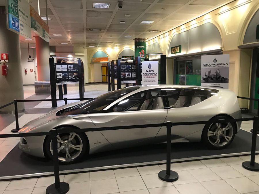 Mostra fotografica e prototipi GFG e Pininfarina all'Aeroporto di Torino 18