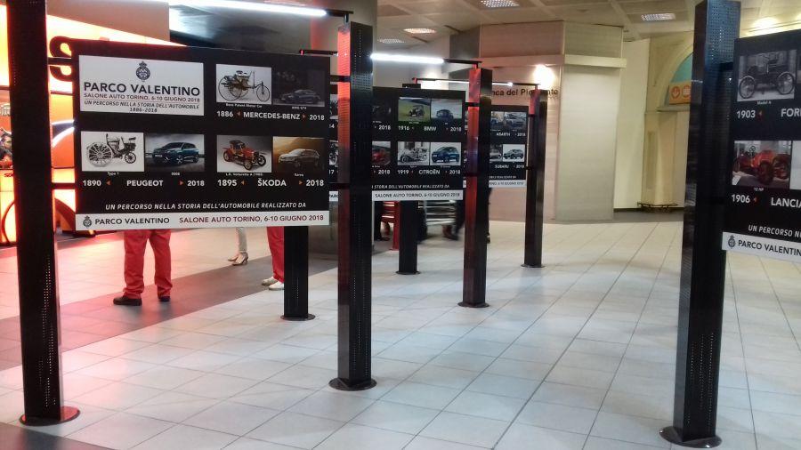 Mostra fotografica e prototipi GFG e Pininfarina all'Aeroporto di Torino 21