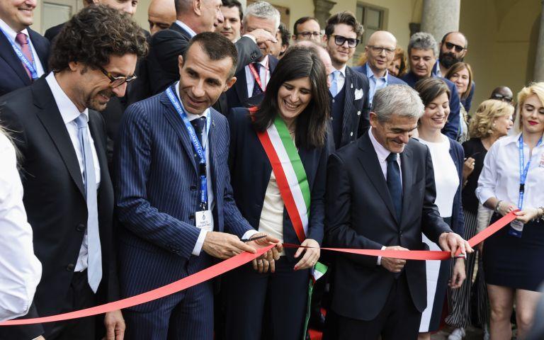Inaugurata la 4ª edizione di Parco Valentino Salone Auto Torino