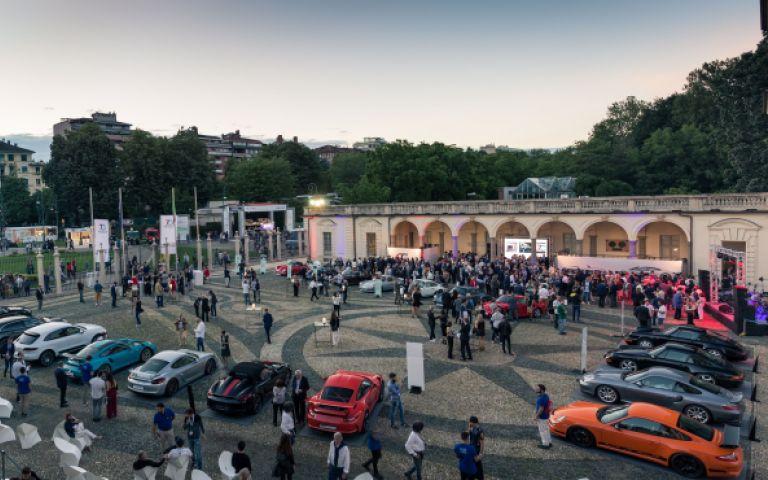 Gli eventi della terza giornata di Parco Valentino - Salone Auto Torino 2018