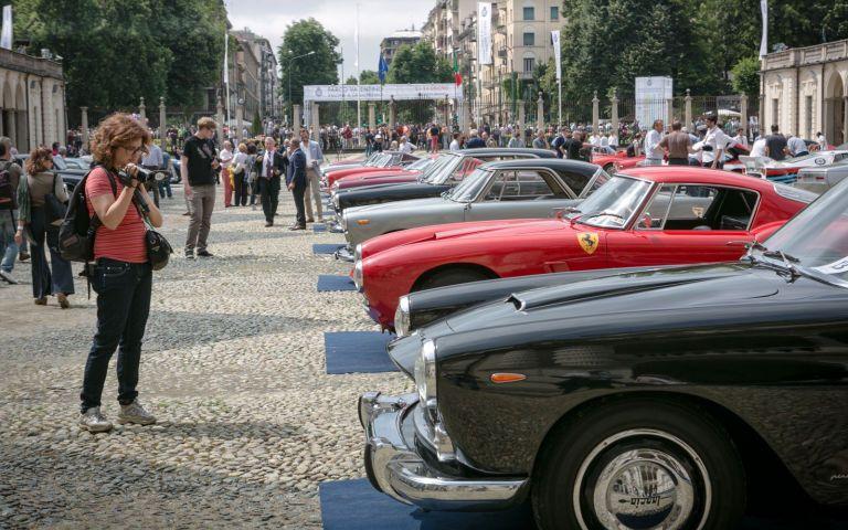 """""""Parco Valentino Classic"""" birth"""