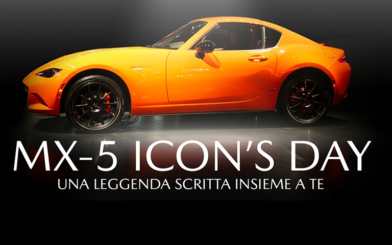 Madza MX-5 Icon's Day