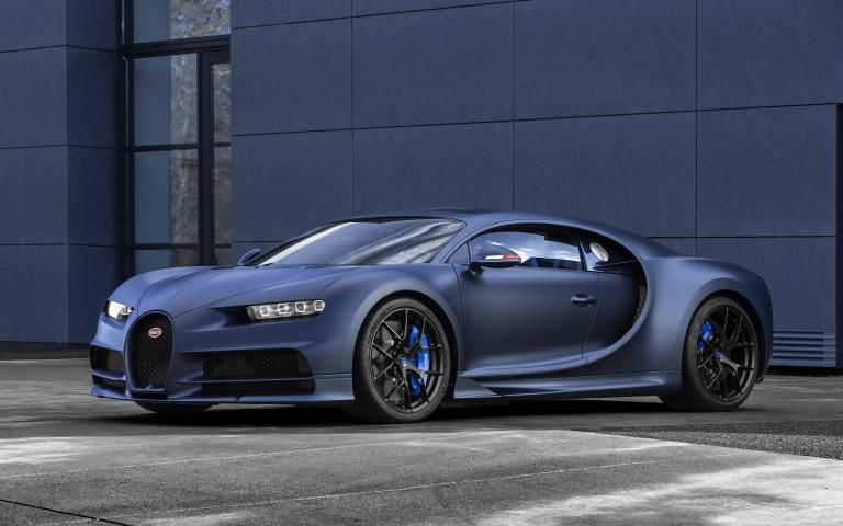 Big celebrations for the 110th anniversary of Bugatti in Parco Valentino