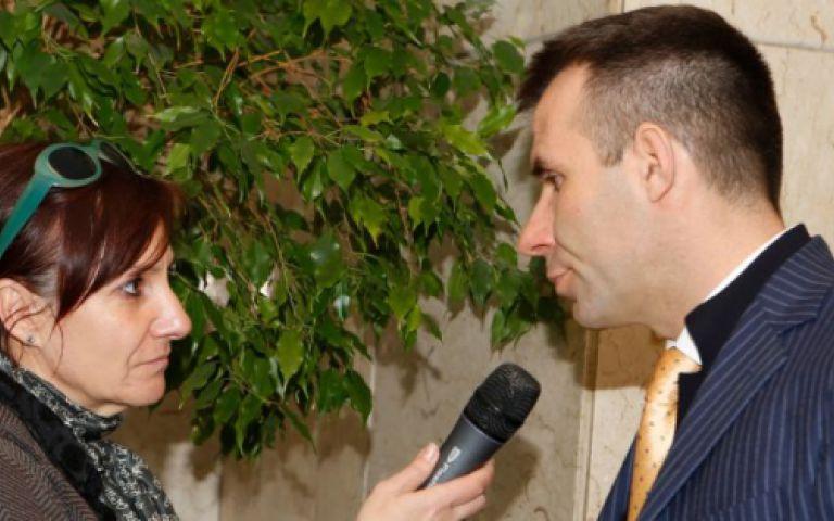 Radio Rai 1 intervista Andrea Levy, Presidente del Comitato Parco Valentino