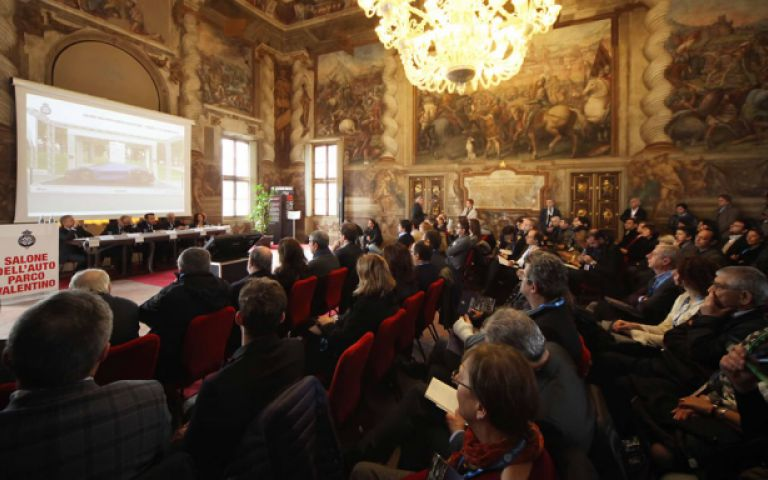 Salone dell'auto Parco Valentino presenta la seconda edizione