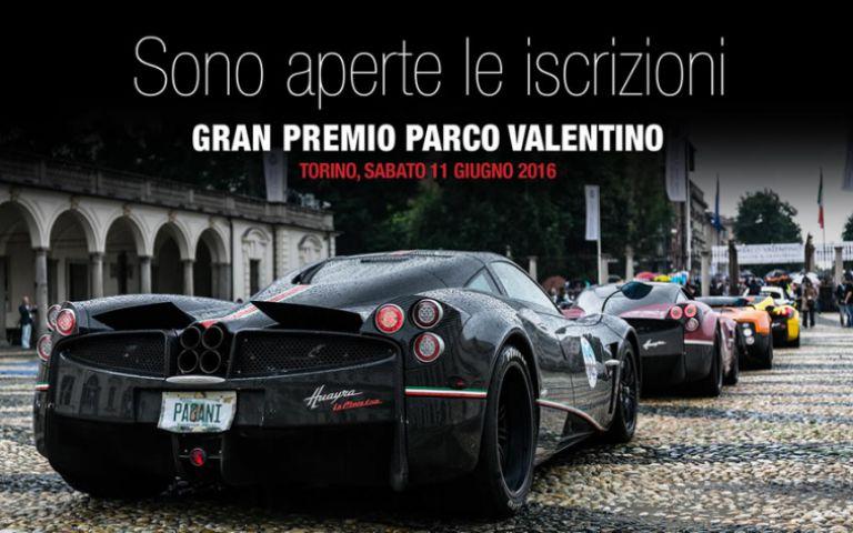 Register to 2016 Gran Premio Parco Valentino