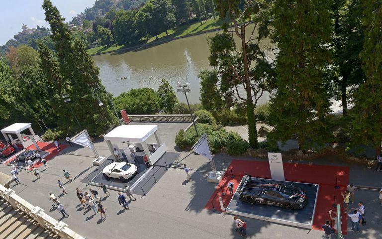 Saranno piantati 30 alberi a nome Salone dell'Auto di Torino al Parco del Valentino