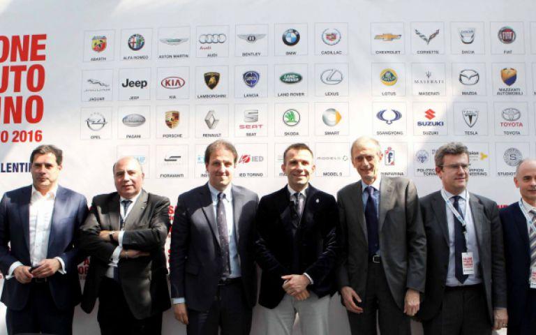 Presentation of the brands of Salone dell'Auto di Torino