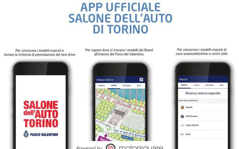 Più di 4000 download dell'app ufficiale Salone Auto Torino