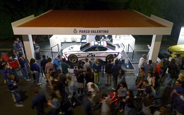Itelica provided free wifi for everybody at Salone dell'Auto di Torino Parco Valentino