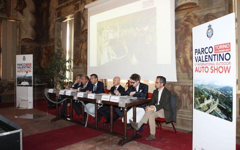 Presentata la 3ª edizione del Salone dell'auto all'Aperto di Torino