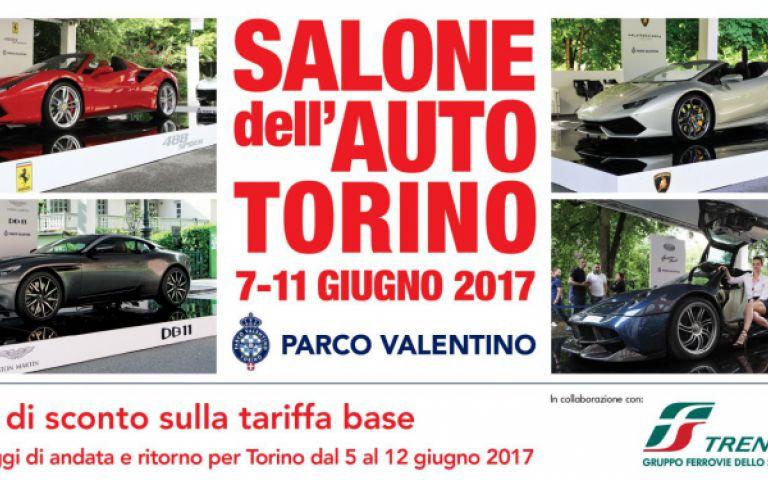 Trenitalia riconosce prezzi speciali dedicate al Salone dell'Auto di Torino 2017
