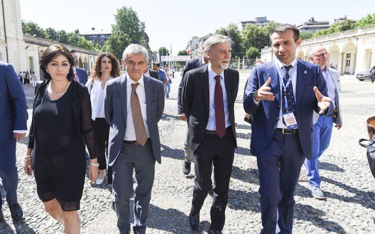 Inaugurata la 3ª edizione del Salone dell'Auto di Torino Parco Valentino