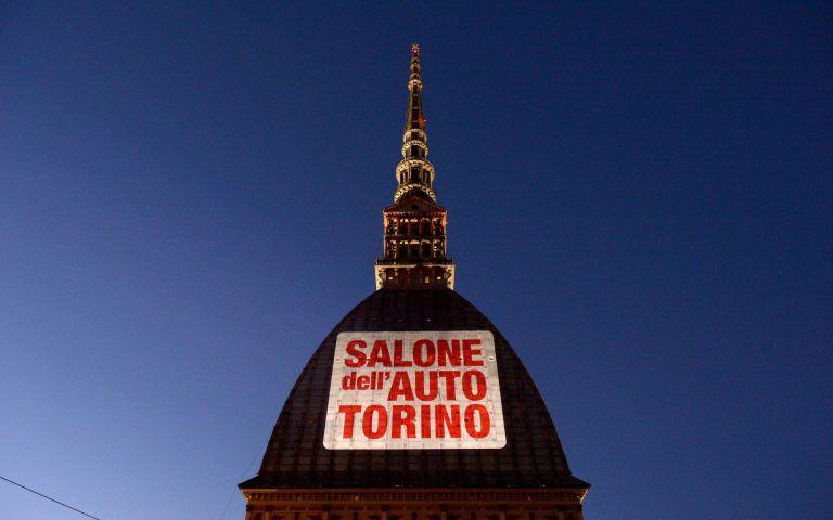 La Mole Antonelliana dà il benvenuto ai partecipanti della 3ª edizione del Salone dell'Auto di Torino