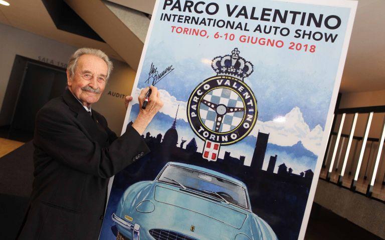 Presentata la locandina ufficiale della 4° edizione di Parco Valentino Salone Auto Torino