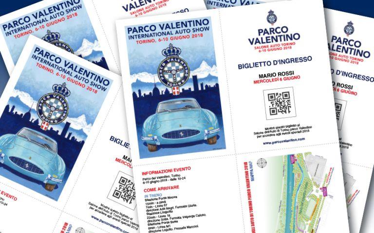 Biglietto elettronico gratuito: le novità della 4ª edizione di Parco Valentino