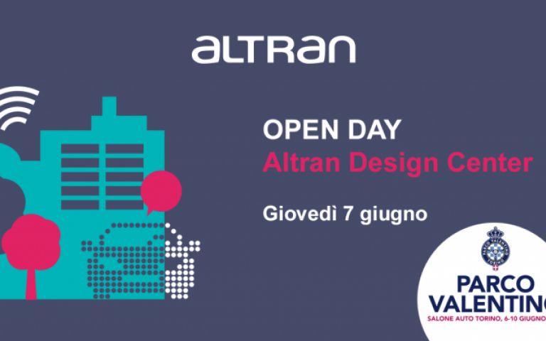 Open Day all'Altran Design Center in occasione del Salone dell'Auto di Torino