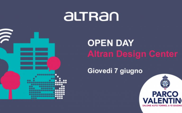 Open Day at the Altran Design Center on the occasion of Turin Auto Show