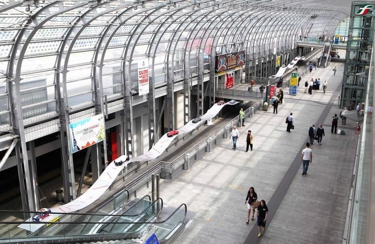 La Strada del Design alla Stazione di Porta Susa 1