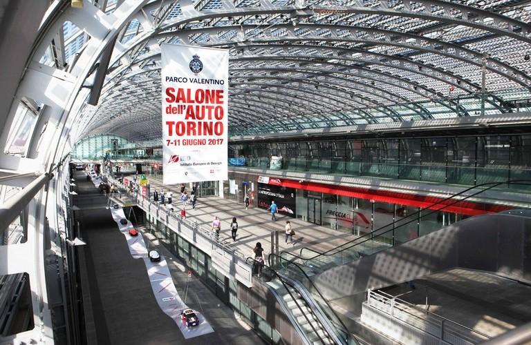 La Strada del Design alla Stazione di Porta Susa 2