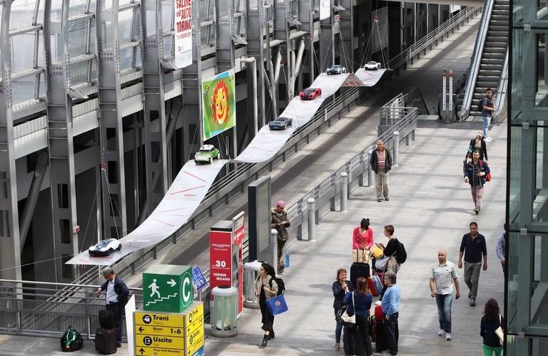 La Strada del Design alla Stazione di Porta Susa 3