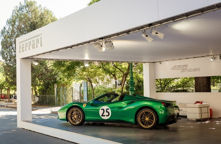 Turin Outdoor Motor Show
